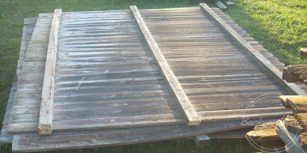 How to start a raised bed garden for under $30, Cheap raised beds, Backyard Eden, www.backyard-eden.com