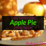 Easy Homemade Apple Pie Filling Recipe, apple pie, apple pie filling, apple pie filling recipe, Backyard Eden, www.backyard-eden.com, www.backyard-eden.com/easy-homemade-apple-pie-filling-recipe