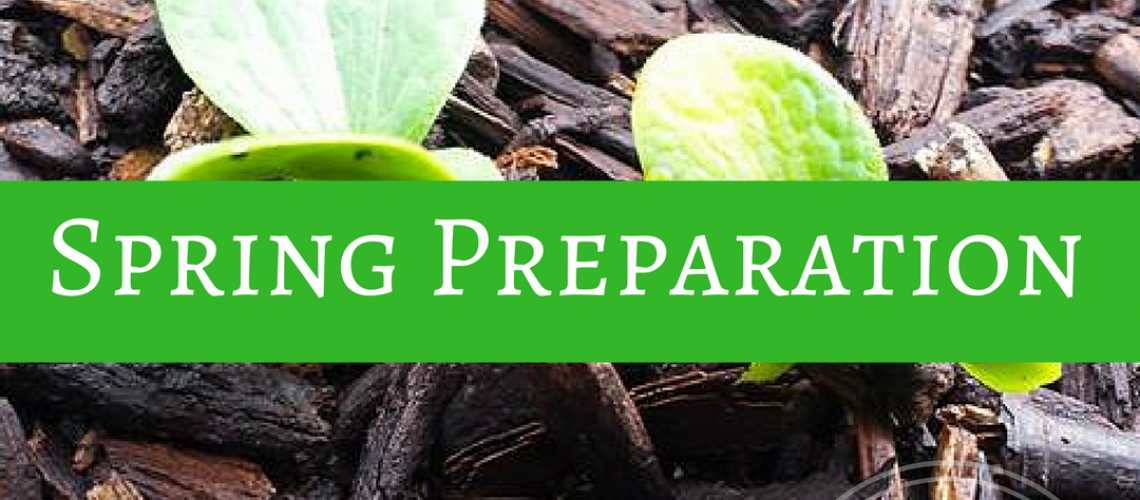 Spring Preparation, how to, garden, backyard farm, backyard eden, www.backyard-eden.com